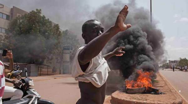 emaanuel macron, grenade attack, west africa, french commonwealth