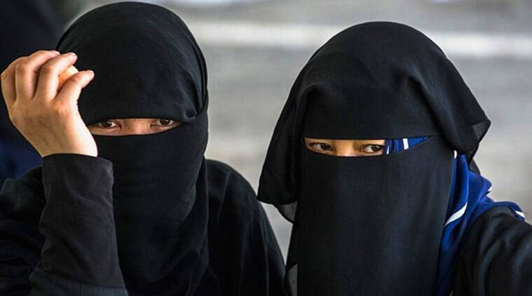 burqa, burqa ban, burqa india, burqa ban india, muslims, muslims india, muslim face veil, muslim ethnic wear, muslim women, india news