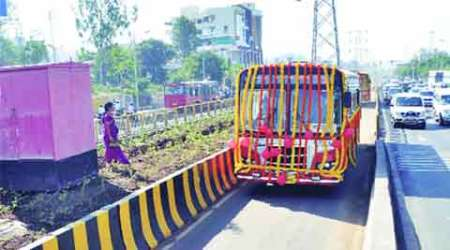 'Costliest' BRTS rolls out in Pimpri