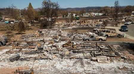 Barack Obama, US wildfire, California wildfire, California wildfire disaster,