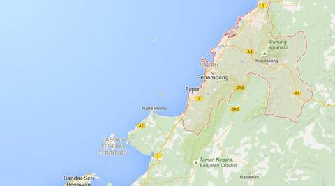 Boat carrying 100 onboard capsizes off Malaysia