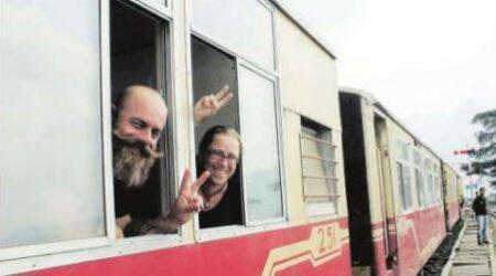 Three days after mishap, toy trains run to fullcapacity