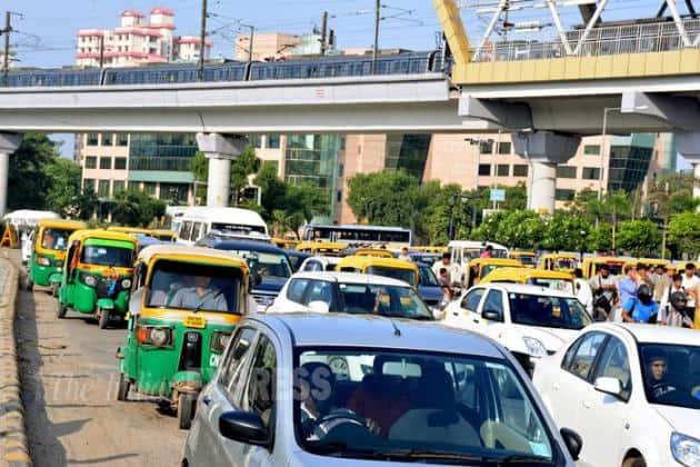 Gurgaon, Gurgaon News, Gurgaon Car Free, Car Free Day, Car Free Tuesday, Happy Car Free Day, No Car Drive, Car Free Gurgaon, Gurgaon Car Free Day, Gurgaon Car free Tuesday, Public transport, Gurgaon Public Transport, September 22