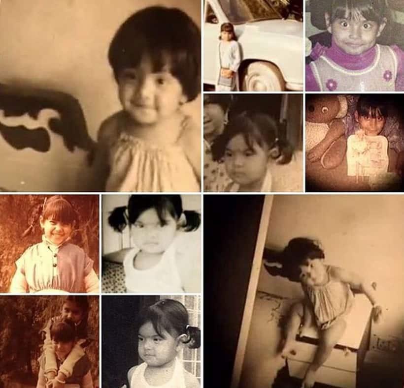 bipasha basu, bipasha basu pics, bipasha childhood pics, bipasha basu childhood pictures