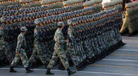 World War II parade: Chinese Prez announces 3 lakh military cut down