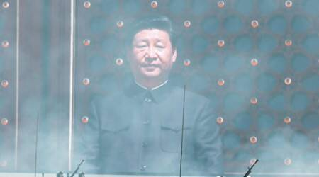 Second World War, Beijing military parade, military modernisation, Xi Jinping, Shinzo Abe, Explained, The Indian Express
