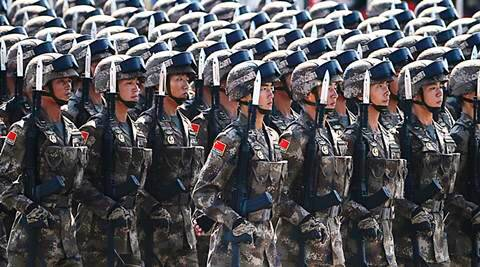 china, chinese army, china military forces, People's Liberation Army, China People's Liberation Army, chinese army lay off reports, chinese army downsize report, china news, defence news, asia news, world news, latest world news