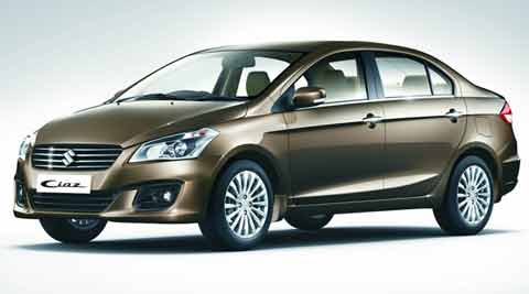 Maruti Suzuki Ciaz hybrid launched starting at Rs 8.23 lakh