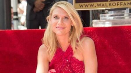 Claire Danes receives star on Hollywood Walk ofFame