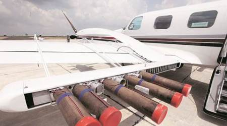 Cloud-seeding for Pune district's catchment areas starts today
