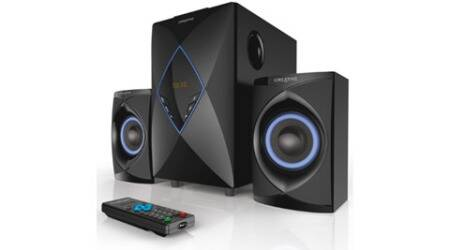 Creative announces SBS E2800 and E2400 All-In-One home entertainment speaker system