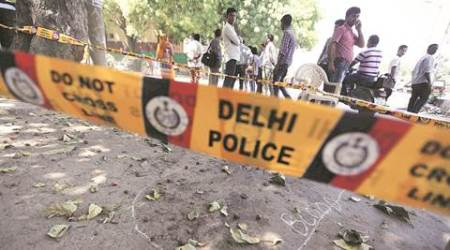 Delhi IP extension hit-and-run victim: 5-yr-old girl's foot to be amputated