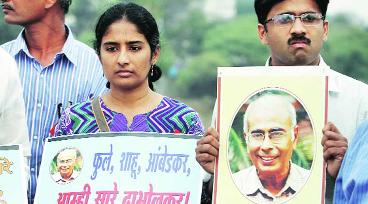 Narendra Dabholkar, Narendra Dabholkar death. Narendra Dabholkar killed, Dabholkar death, death of Narendra Dabholkar, Who is Narendra Dabholkar, Pune news, indian express