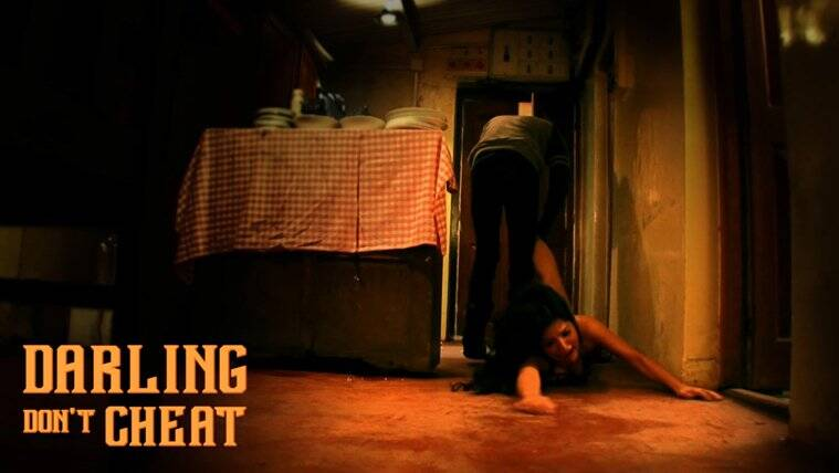 darling don't cheat, darling don't cheat trailer, darling don't cheat first look, darling don't cheat teaser, darling don't cheat movie trailer, darling don't cheat movie teasor,  darling don't cheat controver, darling don't cheat movie trailer launch, latest thriller movie, latest thriller movie 2015, bollywood latest movies