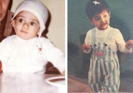 sooraj pancholi, athiya shetty, sooraj pancholi as kid, athiya shetty as kid