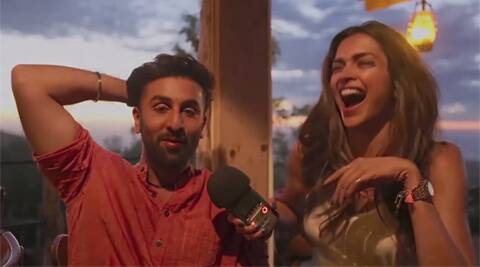 Watch: Deepika Padukone uploads a funny video of Ranbir Kapoor
