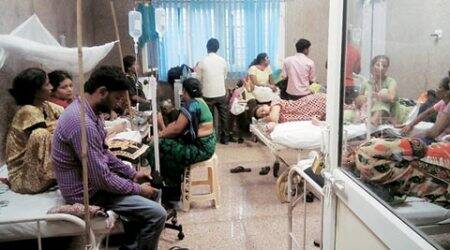 Dengue: Chandigarh caps test rates, private players pay little heed