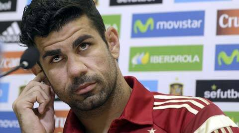 Diego Costa keen to repay Spain coach's faith with goals