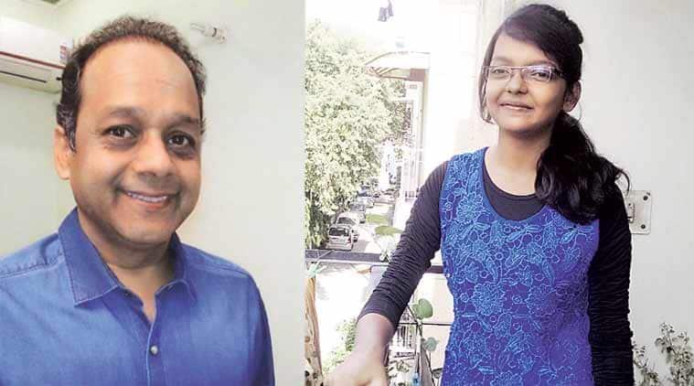 girl named after doctor, Chunchun, Amrita Acharya, Rajesh Acharya, Indian express, latest news, news