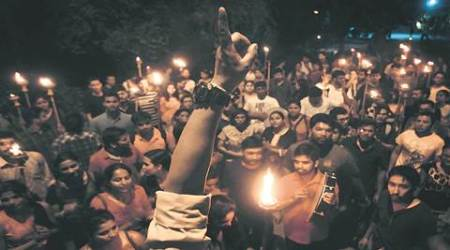 DUSU POLLS: Four days… and counting: ABVP showcases work with campaign song