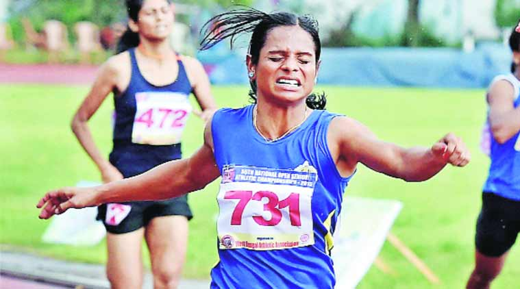 Dutee chand, dutee chand india, india dutee chand, national athletics, athletics india, india athletics, athletics news, athletics news, athletics