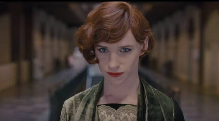 Eddie Redmayne, the danish girl, the danish girl trailer, Eddie Redmayne the danish girl, Eddie Redmayne movies, actor Eddie Redmayne, Eddie Redmayne upcoming movies, entertainment news