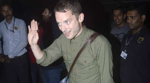 The Lord of the Rings' Frodo Baggins aka Elijah Wood is in India, takes 'roller-coaster' auto ride