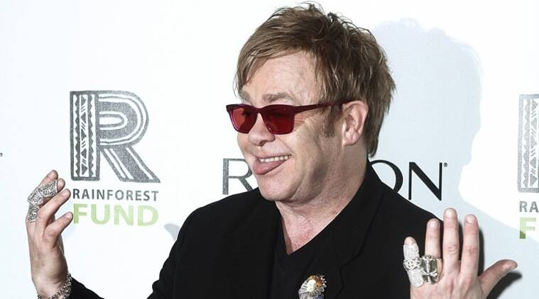 Elton John, Elton John news, Elton John pranks, Elton John latest news, Elton John pranks news, entertainment news