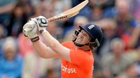 Eoin Morgan credits Middlesex boss Angus Fraser for successful return