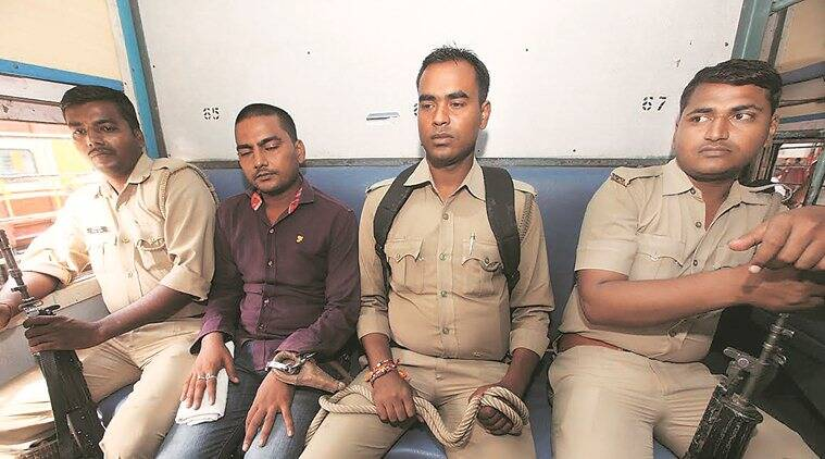 A day in the life of constables on prisoner escort duty: 'Daudte jao