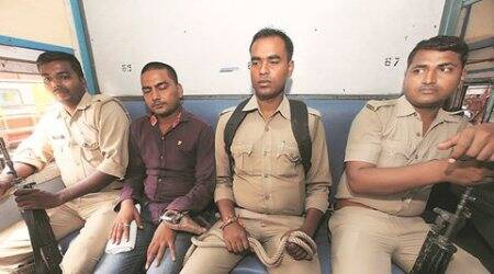 A day in the life of constables on prisoner escort duty: 'Daudte jao, haanfte aao'
