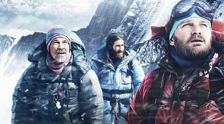 Everest, Everest movie review, Everest review, Everest film review, Everest rating,  Everest cast, Everest release, Everest stars, Jason Clarke, Jake Gyllenhaal, Josh Brolin, John Hawkes, Michael Kelly, Emily Watson, Keira Knightley, Robin Wright, Sam Worthington, Baltasar Kormákur, movie review, film review, review, entertainment news, hollywood movie review