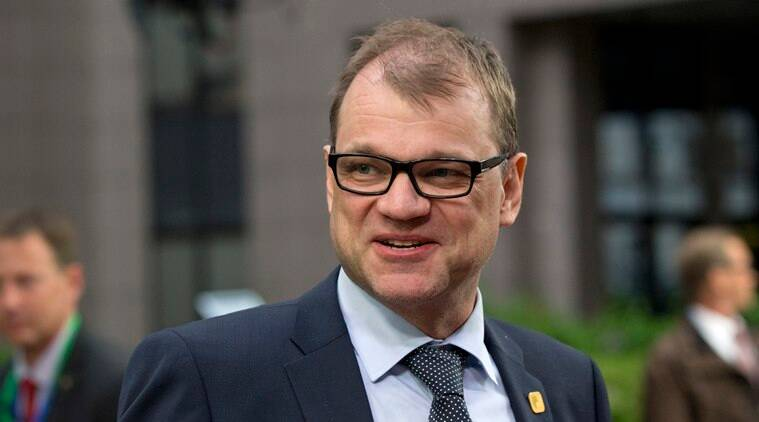 Prime Minister Juha Sipila, juha sipila, finland, health services, health care, health care reform, health care system, world news, Indian express news