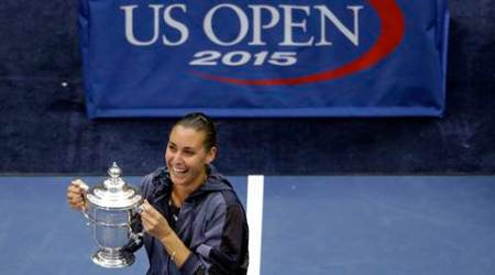 US open 2015, Us open, Us open 2015 results, us open 2015 live, us open 2015 final, flavia pennetta, roberta vinci, vinci vs pennetta, pennetta vs vinci, us open 2015 news, serena williams, tennis news, tennis