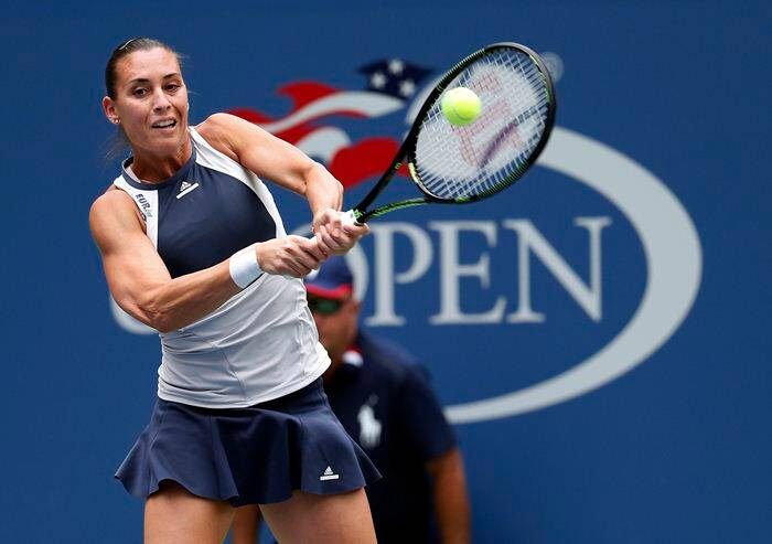 us open 2015, us open, us open final time, us open results, us open live, us open 2015 schedule, us open 2015 results, us open 2015 winner, flavia pennetta, pennetta, roberta vinci, vinci, flavia pennetta boyfriend, flavia pennetta retirement, roberta vinci husband, roberta vinci interview, us open photos, us open 2015 photos, us open images, us open 2015 images, tennis photos, tennis images, tennis