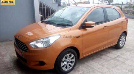 Ford to launch new Figo hatchback in September