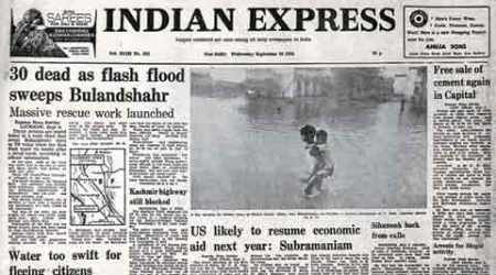 Emergency, Supreme Court, Indira Gandhi, Allahabad High Court, Forty years ago, The Indian Express