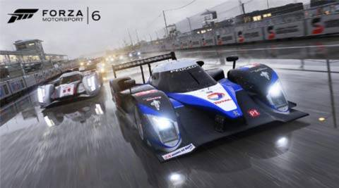 Xbox challenges gamers to beat Lotus F1 driver Romain Grosjean in Forza Motorsport 6