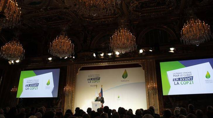 France Climate Talks_Kuma_759