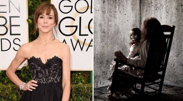 Frances O Connor, The conjuring, the Conjuring 2, The conjuring Sequel, The Conjuring movie, Frances O Connor The Conjuring, Frances O Connor in The conjuring, Entertainment news