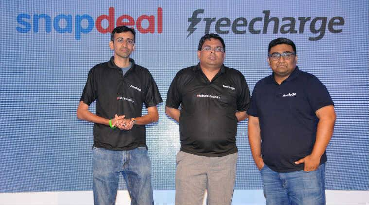 e3dadd887 FreeCharge launches its Digital Wallet to take on Paytm