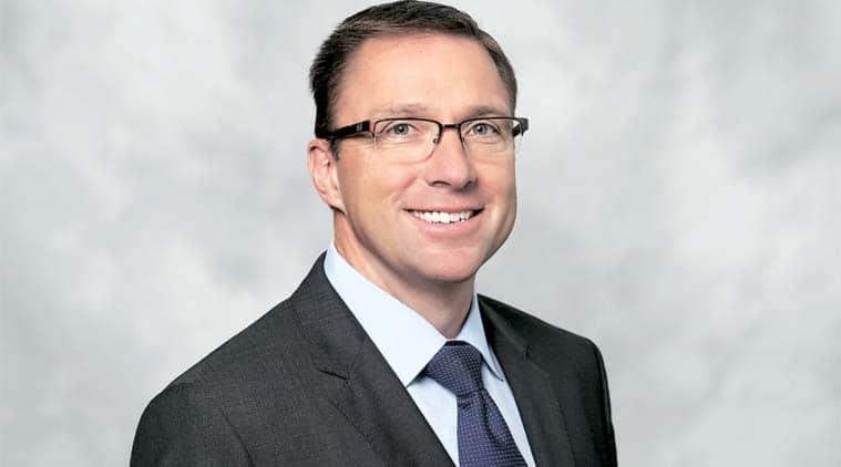 Michael J Frank Global Commercial Business Head, Monsanto.