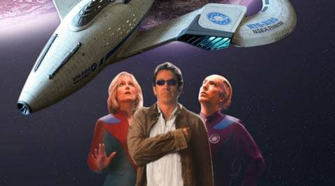 'Galaxy Quest' TV series in works