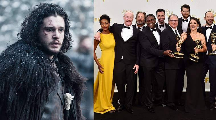 Game of Thrones, Veep, Emmys,