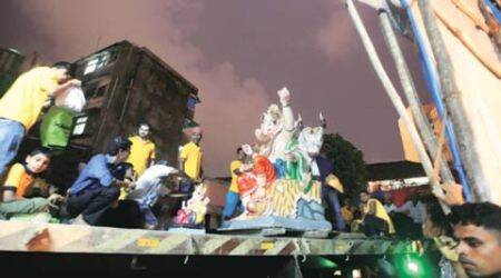 ganesh festival, Ganesh immersion, ganesh visarjan, ganeshotsav, PMC, EIL, NGT, BOD, pune news, idol immersion, pune news, indian express