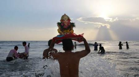 Organisers upset after Maharashtra government ignores request for third immersionspot