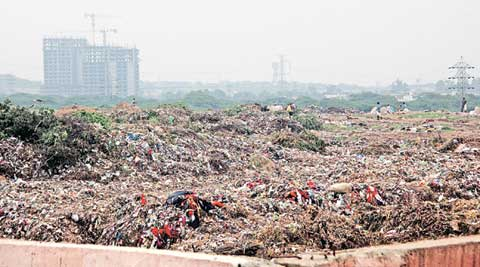 chandigarh waste management, panchkula waste management, panchkula news, huda, chandigarh news, india news