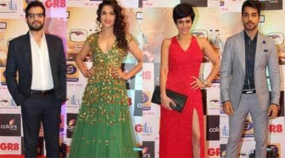ITA Awards 2015, Indian Television Awards 2015, Shakti Arora, Nia Sharma, Gia Manek, Karan Mehra, Pooja Gor, Hina Khan, Shruti Ulfat, Gauahar Khan, Gautam Gulati,