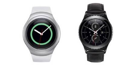 Samsung unveils Gear S2 smartwatch with a circular face, Tizen OS