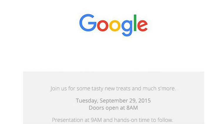 google, google nexus event, google nexus event live, google event liveblog, google nexus 5x, google nexus 6p, google chromecast, android, android marshmallow, android 6.0, google news, tech news, technology